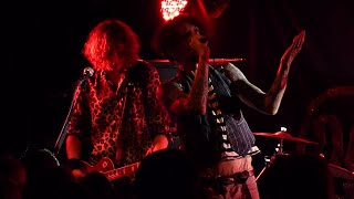The Darkness - Barbarian, Live at Whelan's, Dublin Ireland 8/3/15