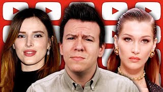 """Why People Are Freaking Out On Bella Hadid, Bella Thorne vs Whoopi, & Alaska's Horrifying """"Catfish"""""""