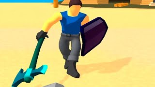 Lumbercraft - Max Level Gameplay Android, iOS