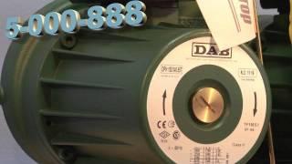 DAB DPH 60/250.40 T циркуляционный насос от компании ПКФ «Электромотор» - видео