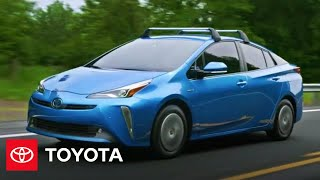 2022 Toyota Prius Overview