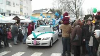 preview picture of video 'Faschingsumzug in St-Pölten-Wagram 2009'