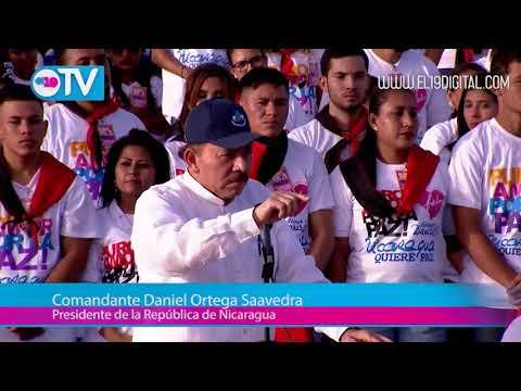 ¡NICARAGUA CONMEMORA HISTÓRICO 19 DE JULIO CON NUEVA VICTORIA DE DANIEL Y DEL PUEBLO!