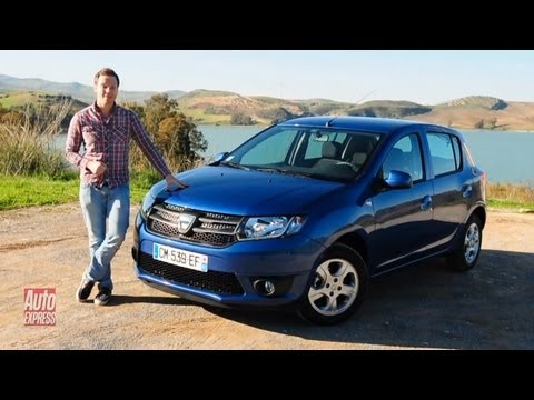 Dacia Sandero review - Auto Express