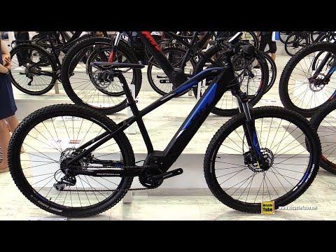 14dbca50549 2019 BH Bicycles Atom Electric Mountain Bike - Walkaround - 2018 Eurobike