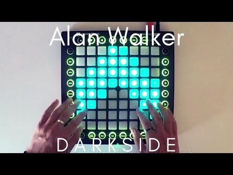 Alan Walker - Darkside feat. Au/Ra and Tomine Harket // Launchpad Pro Cover