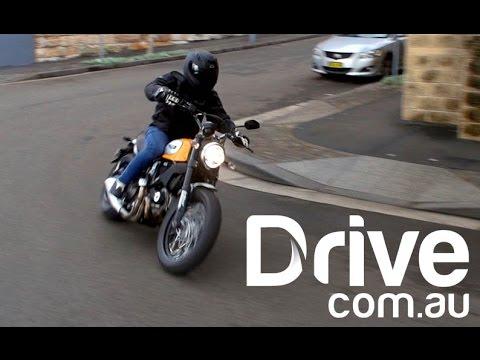 2015 Ducati Scrambler Classic Review | Drive.com.au
