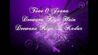 Kyon Ki Itna Pyar Tumko With Lyrics High Quality Mp3 720p - Kyon Ki ( Happy Aulakh )
