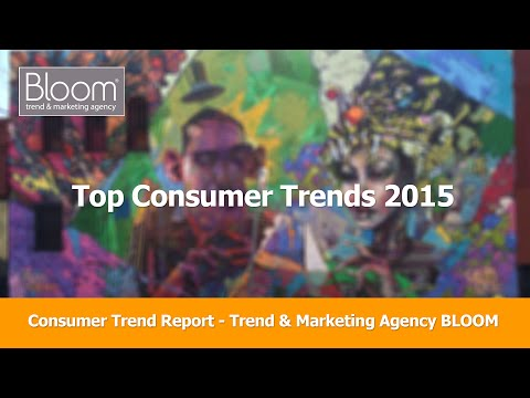 Top consumer trends 2015