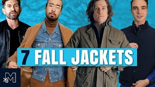 7 Favorite Fall Jackets for 2019 (Featuring Alpha M, Tim Dessaint, RMRS, The Kavalier and More)
