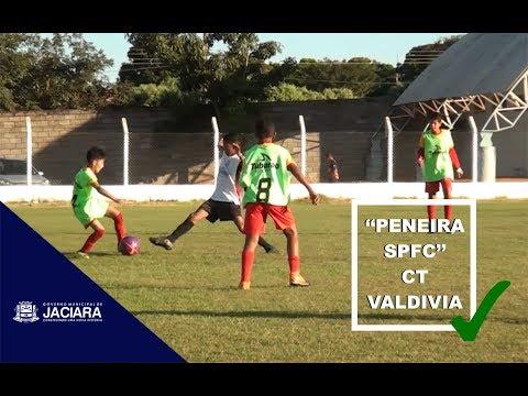 PENEIRA SPFC -   CT VALDIVIA