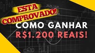 Ganhe R$1.200 Reais na Binary.com totalmente COMPROVADO.