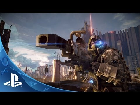 Killzone Shadow Fall Intercept - E3 2014 Trailer | PS4 thumbnail