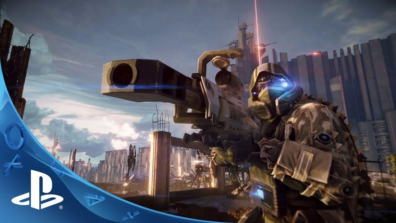Killzone Shadow Fall Intercept Hits June 24th, E3 Trailer Revealed