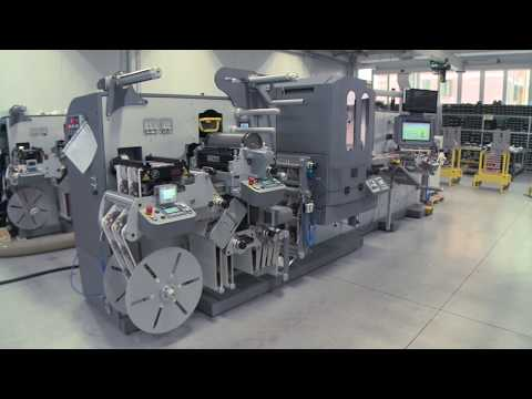 "CARTES Gemini LASER die-cutting machine - ""The Wonder of Digital Converting"""