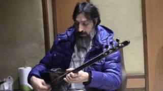 Heykel KCHOUK (Composer). Recording With Ismail TUNÇBILEK (virtuoso Of The Bağlama)
