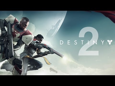 Destiny 2 - ИГРАЕМ В БЕТА ТЕСТЕ НА PS4 PRO!