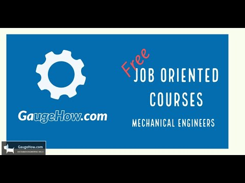 Top-5 Free Job Oriented courses for Mechanical Engineers - YouTube