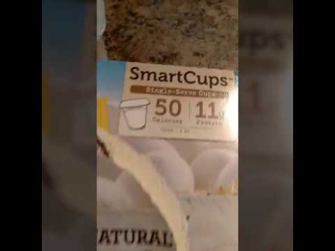 EGG BEATERS SMART CUPS! 100% EGG WHITES