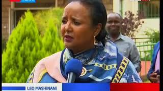 CS Amina Mohammed attends crisis meeting at Meru University