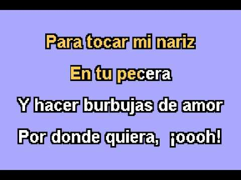 Burbujas de amor Juan Luis Guerra