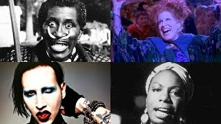 """12 Versions of """"I Put a Spell on You"""" Medley– Vintage Halloween"""
