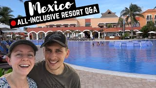 What Its Like At A CANCUN ALL-INCLUSIVE RESORT During COVID-19 (Live Q&A)