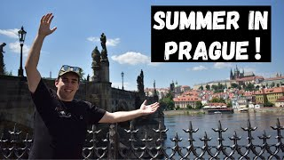 First Time in Prague! (What to See!) 🇨🇿