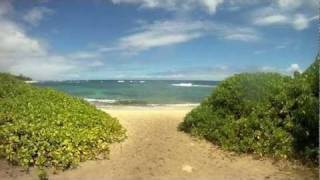 Beach in Hawaii by Ziggy Marley shot with GoPro HD Hero