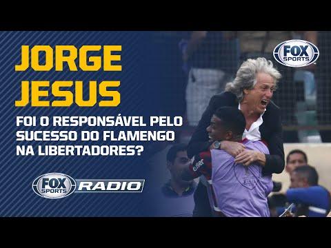 JORGE JESUS FOI O RESPONSÁVEL PELO SUCESSO DO FLAMENGO NA LIBERTADORES?