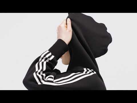 adidas Originals Cropped Hoodie schwarz adidas Originals Cropped Hoodie