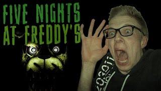 LEKKER SCHRIKKEN! - Five Nights at Freddy's 3
