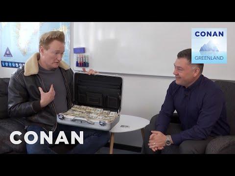 Conan v Grónsku #4: Vyjednávání
