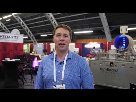 Barrel Washer and Steamer at WIN Expo 2018