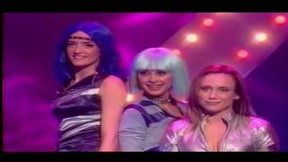 Abba Medley - Billie Piper, B*Witched, Steps, Tina Cousins, Cleopatra (Brit Awards)