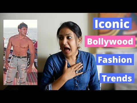 Iconic Bollywood Fashion Trends | Captain Nick