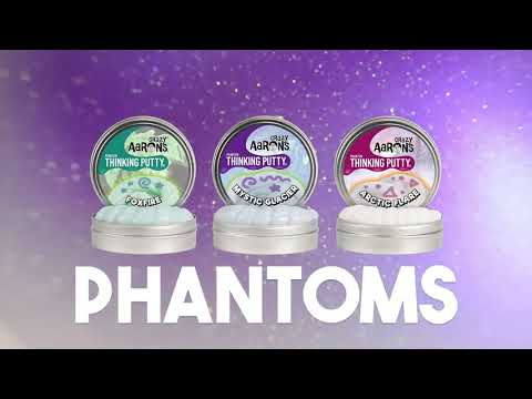 Crazy Aaron's - What Can You Do With Thinking Putty.