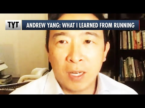 Andrew Yang: Running for President Was Like...