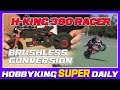 HK-390 Racer Bike Brushless Conversion - HobbyKing Super Daily
