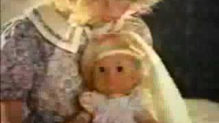 Kirsten Dunst in a Baby Dolly Surprise Commercial from 1989