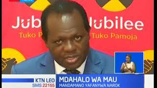 Mzozo wa Mau: Seneta Cheruiyot amkashifu Tuju, asema anashibikia unyama wa mapolisi
