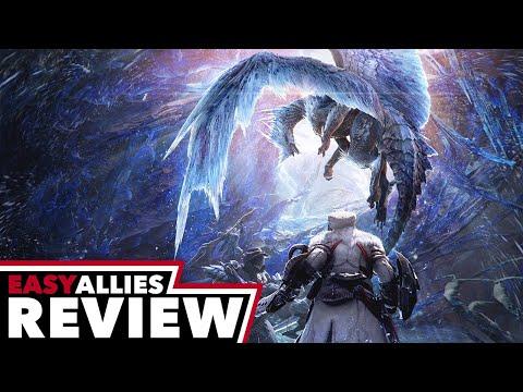 Monster Hunter World: Iceborne - Easy Allies Review - YouTube video thumbnail