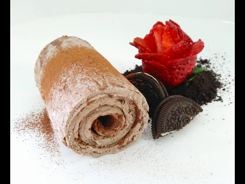 Мороженое из ледяных блинов
