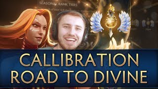 Dota 2 All Calibration Games with dcNeil - Road to Divine