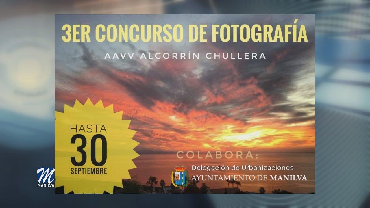 Aún pueden participar en el III Concurso de fotografía