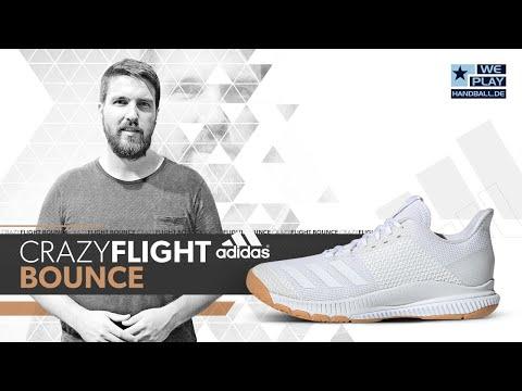 Adidas Crazyflight Bounce 3 - Review Handballschuhe 2019/20