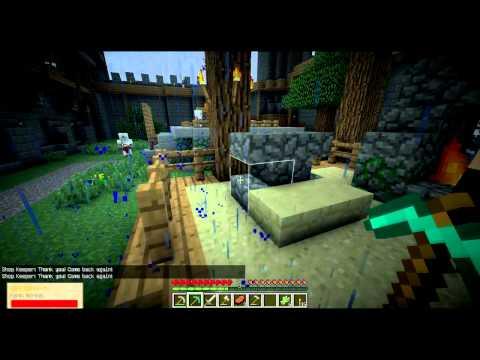 Minecraft Let's Play Серия #4 [GentleHint]
