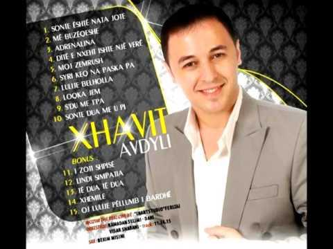 Xhavit Avdyli - Lindi Simpatia