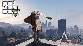 Assassin´s Creed En GTA 5 I Parkour GTA V Online