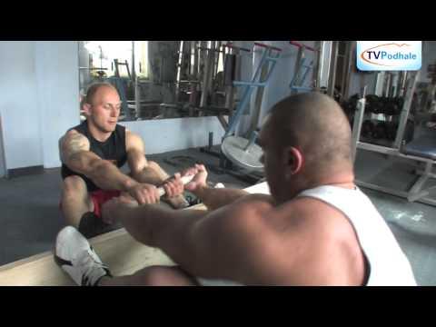 Jak budować mięśni przepis